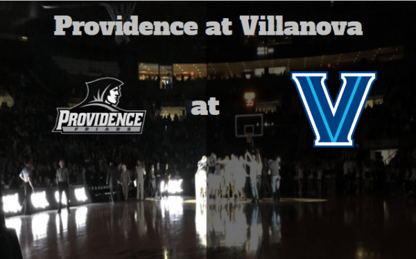 Game Notes & Preview: Providence (14-6, 5-2) at (1) Villanova (18-1, 5-1) 1/23/18