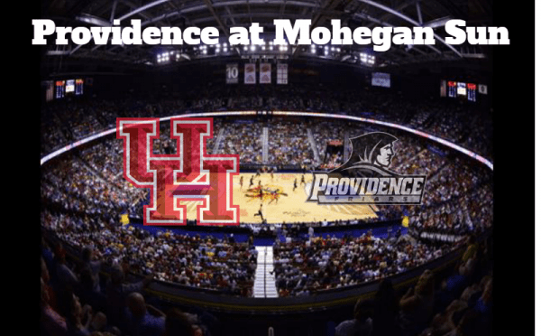 Providence to Play Houston at Mohegan Sun in Neutral Site Game