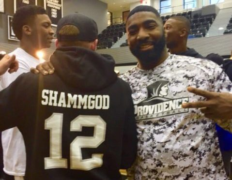 Friar Friday News & Notes, Including a God Shammgod Update