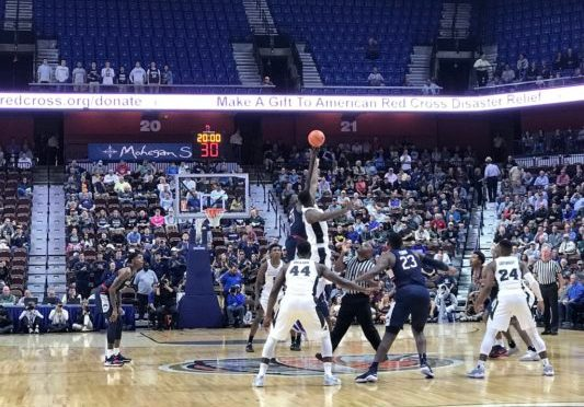 Friars Win: UConn 76, Providence 90