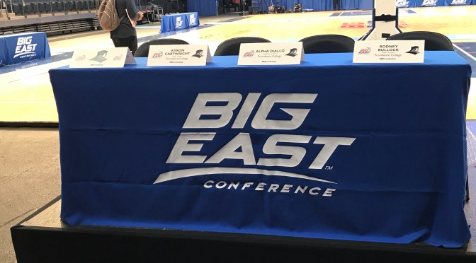 Live from 2017 Big East Media Day at MSG