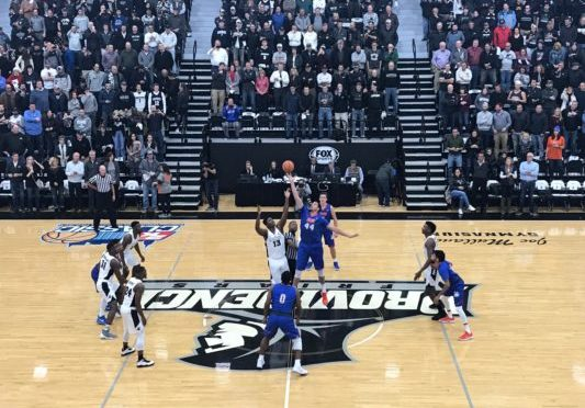 Friars Win: Houston Baptist 55, Providence 84