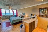 This efficiency unit at Top of the Gulf is a great rental investment property.