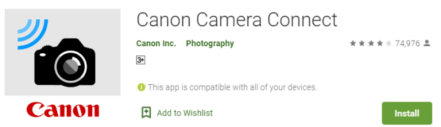 Canon connect for pc