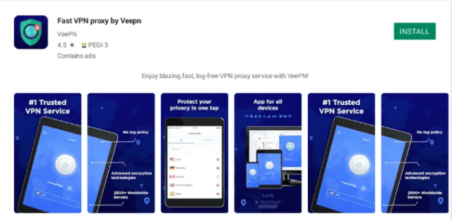 Download VeeVPN for pc 5