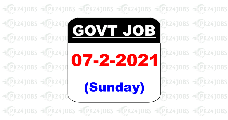 Latest Jobs in Pakistan Federal Public Service Commission Jobs 2021