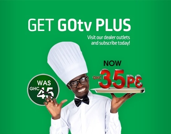 GOtv Ghana Packages, Prices and Channel List 2019