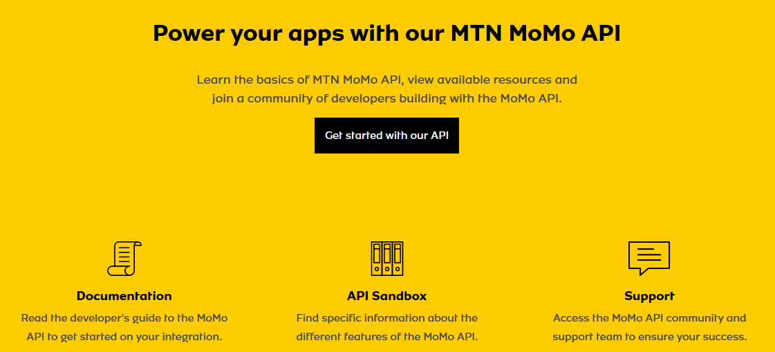 Win Up To $2500 Plus A Fully Paid Trip To Sweden In The MTN MoMo Developer Hackathon Challenge