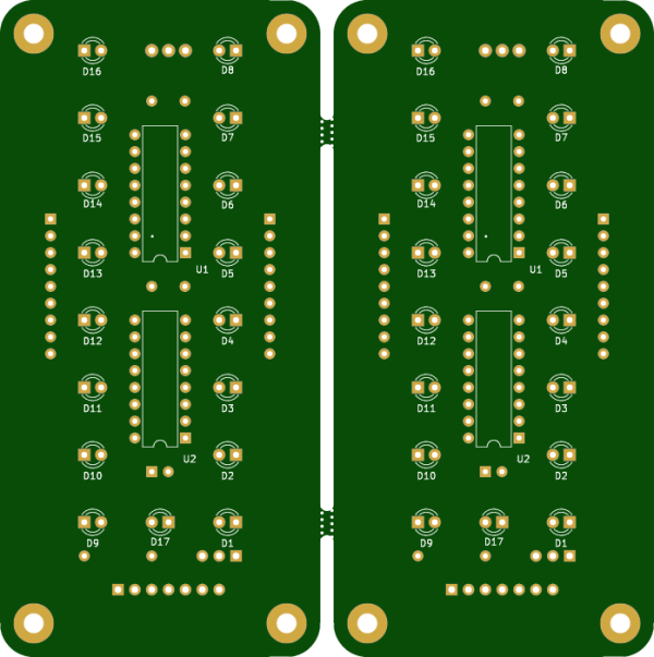 Inch digits - Share Project - PCBWay