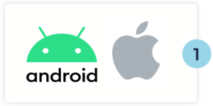 Android & Apple Logo