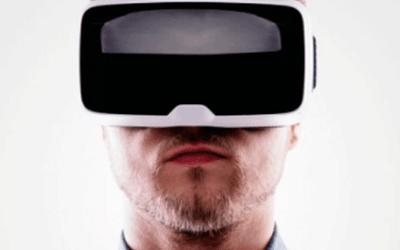 Apple patenta un casco de realidad virtual para el iPhone