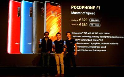 Xiaomi se desdobla y crea nueva marca: Pocophone