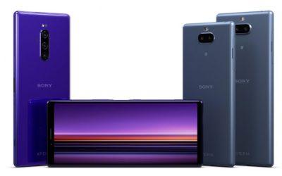 Sony Xperia 1 aporta un toque cinematrográfico con su pantalla 21:9