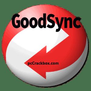 GoodSync Full Crack 2021