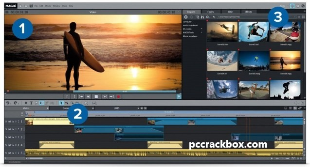 Magix Movie Edit Pro Torrent