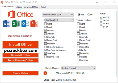 Microsoft Office 2020 Activator