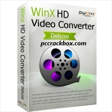 WinX HD Video Converter Deluxe Crack