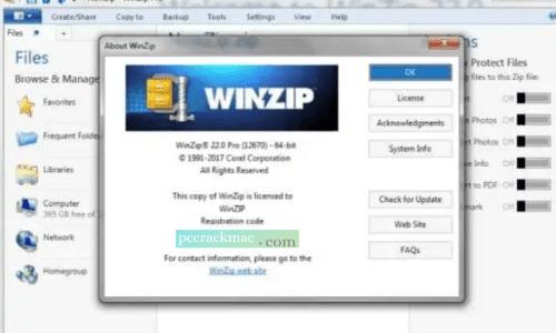 WinZip Pro Crack 2022