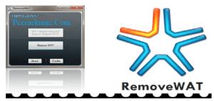 Removewat Windows Activator