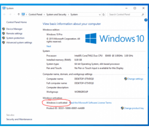 Windows 10 Activator + Crack