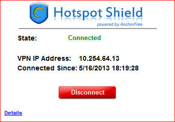 Hotspot Shield Crack + License Key