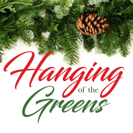 Image result for hanging of the greens