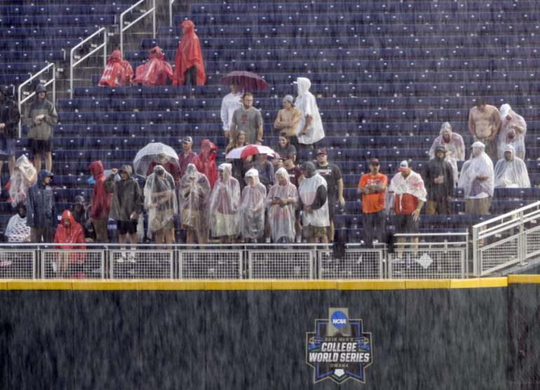 Image result for cws rain delay