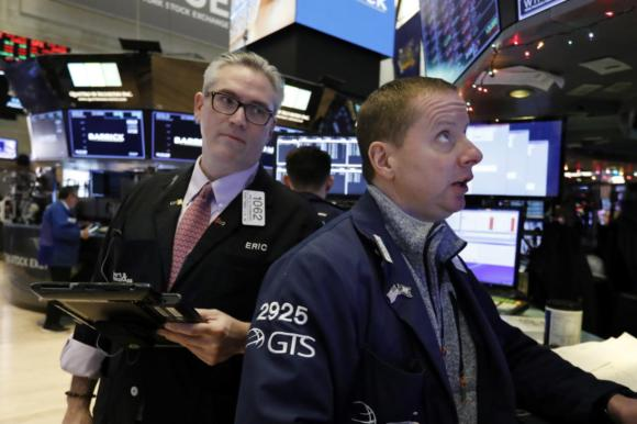 Stocks swing to huge gains after jobs report, trade talks ...