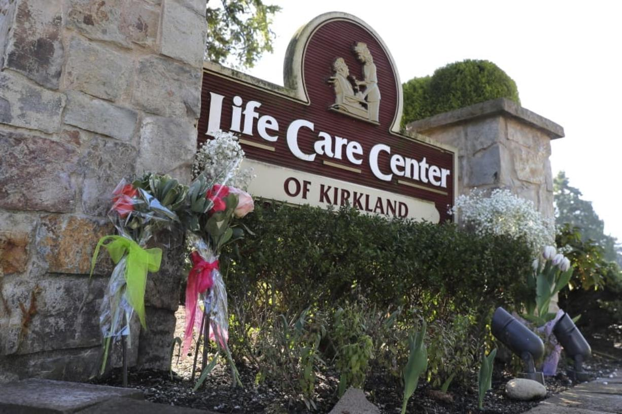 Washington virus deaths hit 22, 3 more from nursing home ... on Life Care Center Of Kirkland id=33177
