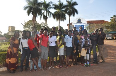 some of our college/university mentees