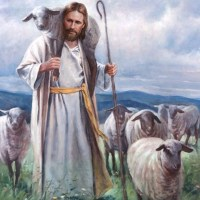 JESUS THE GOOD SHEPHERD - Our perfect example