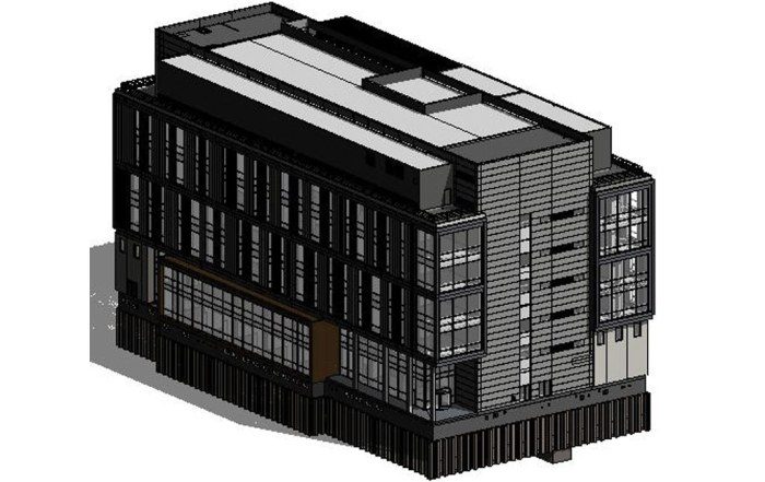BIM techniques for hybrid precast construction