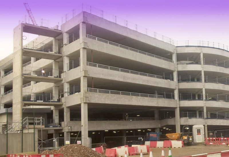 Bracknell update 12 – approaching the cladding stage