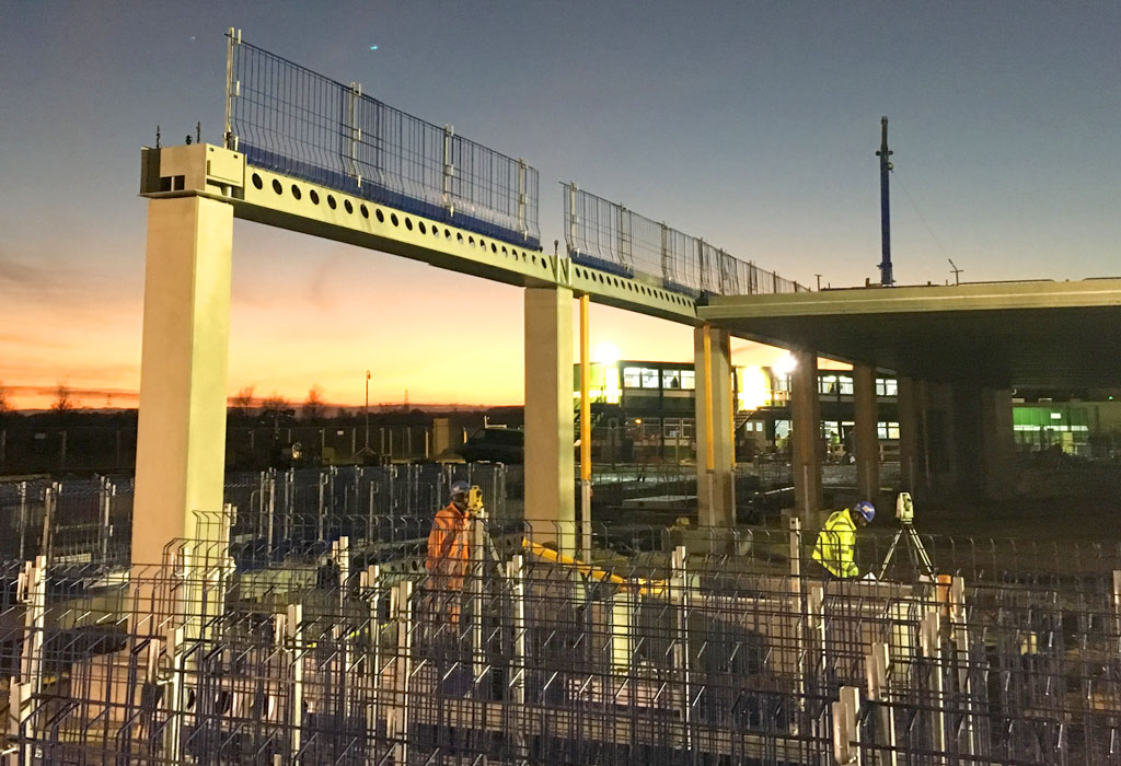 CEF Durham update 2 – construction site safety commitment demonstrated