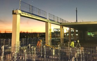 CEF Durham update – advanced precast hybrid project