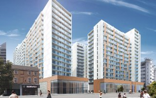 PCE are to begin work at Chapel Wharf in Manchester