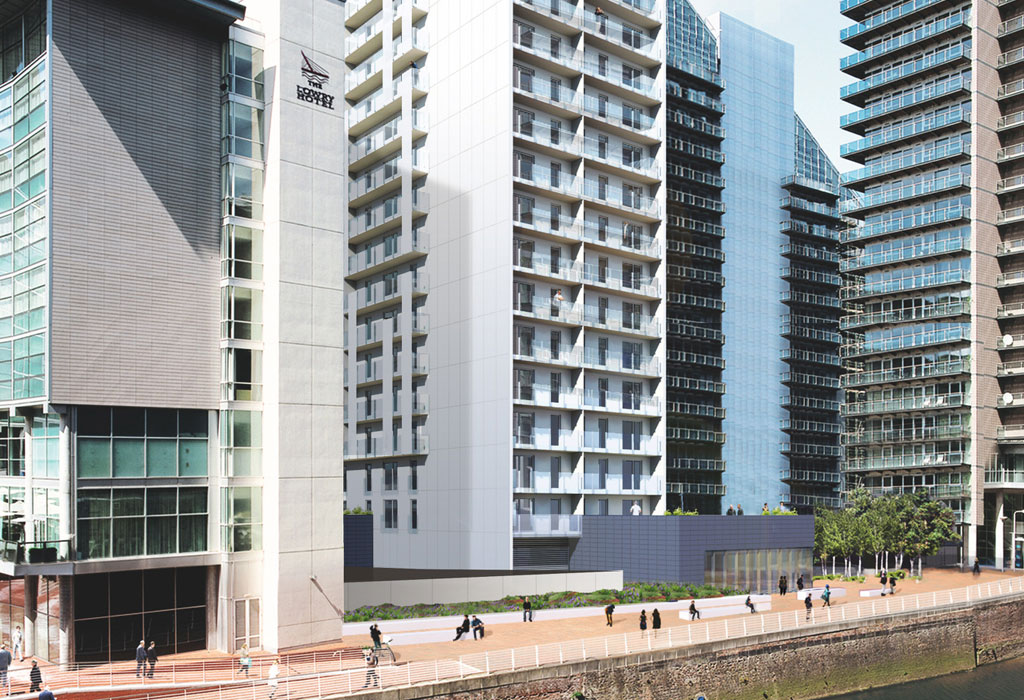 PCEs 22 month construction programme begins in Manchester