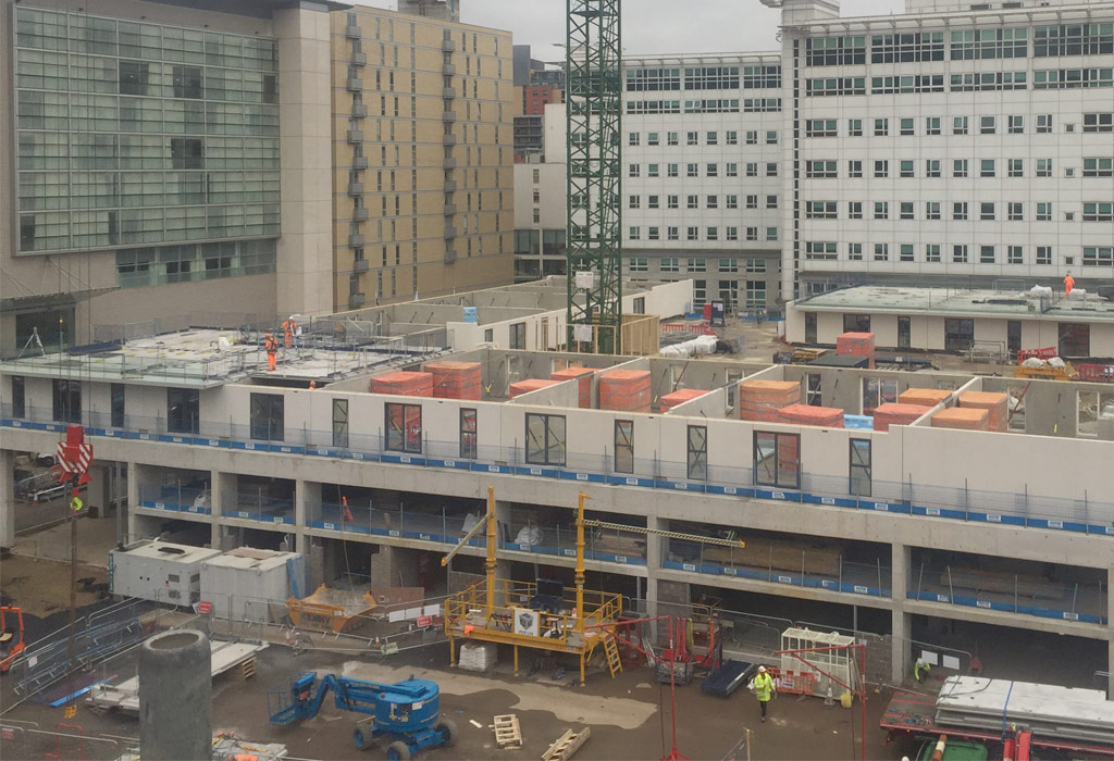 Chapel Wharf update 3 – offsite precast manufacturing benefits