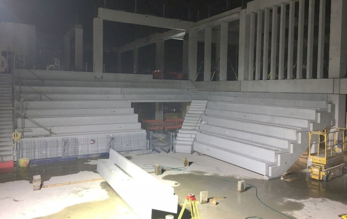 Offsite manufactured precast concrete by PCE