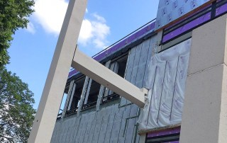 Offsite engineered precast constrion by PCE in London