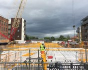 PCEs HybriDfma construction approach in Manchester