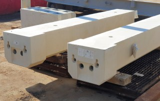 The innovative 'fast track' ground beam solution