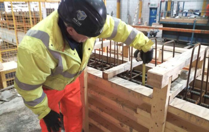 PCE's high quality offsite production for Lower Broughton car parks