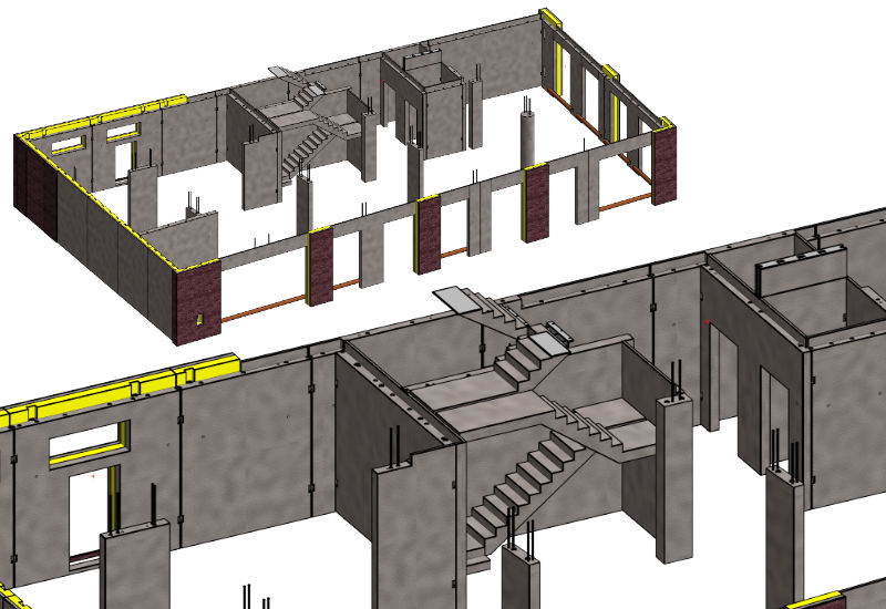 Detailed design is underway for PCE Ltd's hyTower offsite engineered HybriDfMA solution in Whitechapel