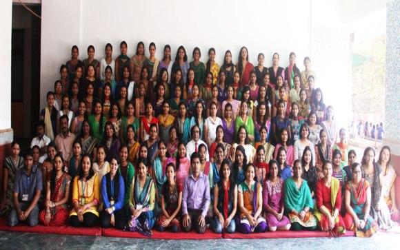 Class of B.Ed. 2013-14