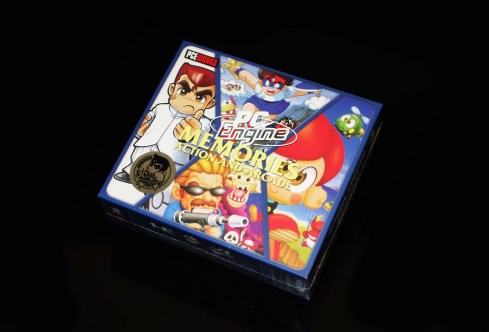 PCE Memories: Puzzle and Action 3