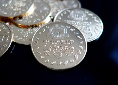 PC Genjin Collector's Coin 03