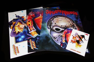 Splatterhouse & Magical Chase Deluxe Bundle 01