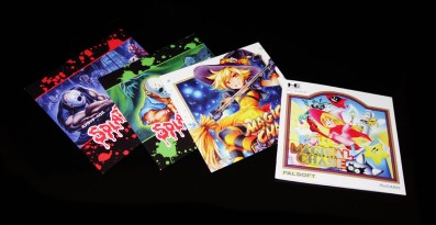 Splatterhouse & Magical Chase Deluxe Bundle 20