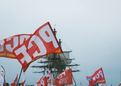 Manifestation 14 avril 2018 – Marseille